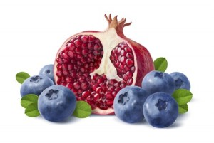 PomegranateAndBlueberries